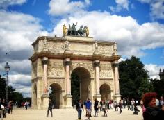 Carousel Arch, Paris.