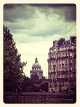Istitut de France view.