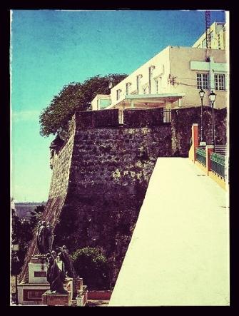 El Viejo San Juan, Puerto Rico.