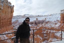 Me at Bryce Canyon, January 2013.